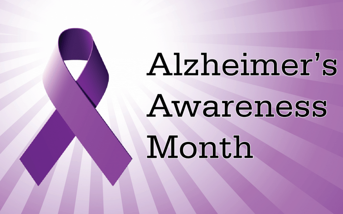 Alzihimers Awareness Month