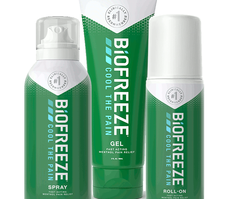 Biofreeze – What is it and what is it for?